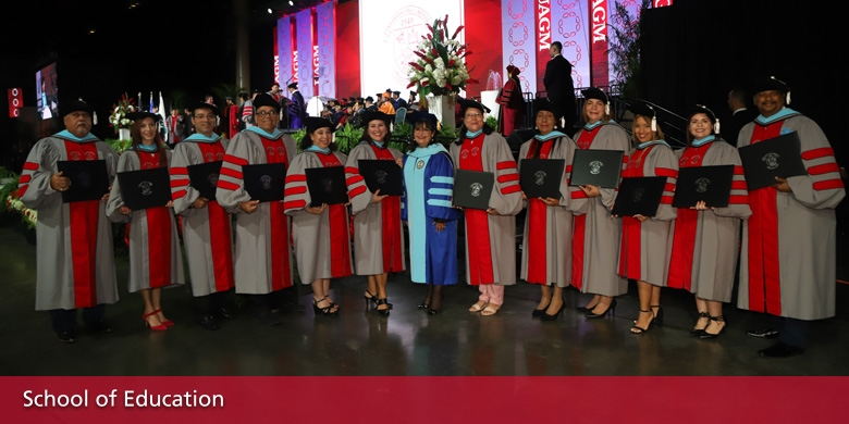 Graduated Students: School of of Education