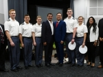 Cadetes de West Point de visita en UAGM-Gurabo